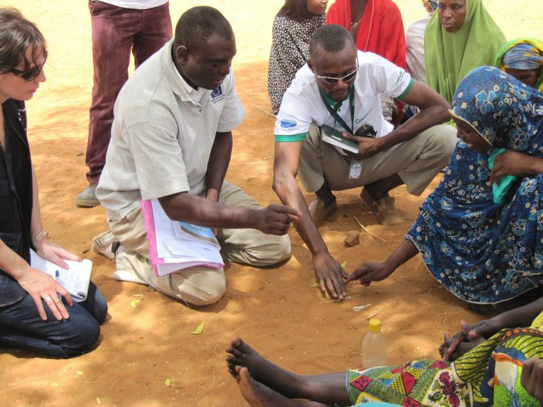 Cash transfers, food security, fragile settings